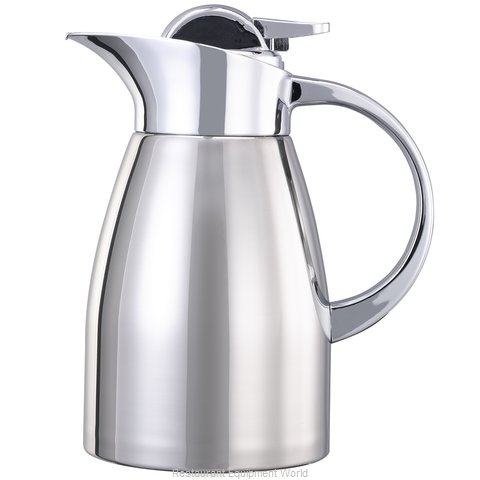 Service Ideas LVP1000 Coffee Beverage Server Stainless Steel
