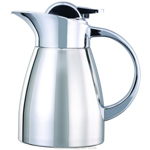 Service Ideas LVP67 Coffee Beverage Server Stainless Steel