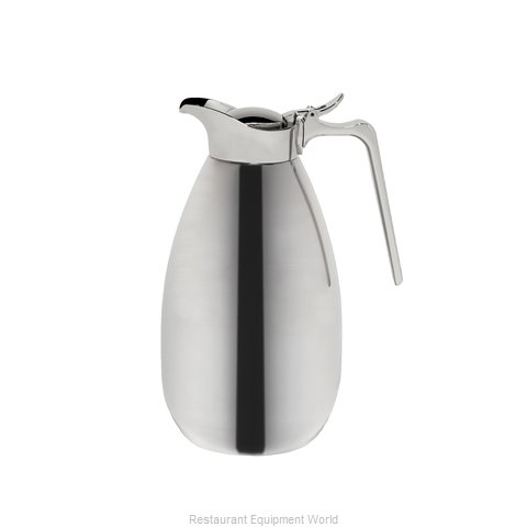 Service Ideas MEVC1500 Coffee Beverage Server Stainless Steel
