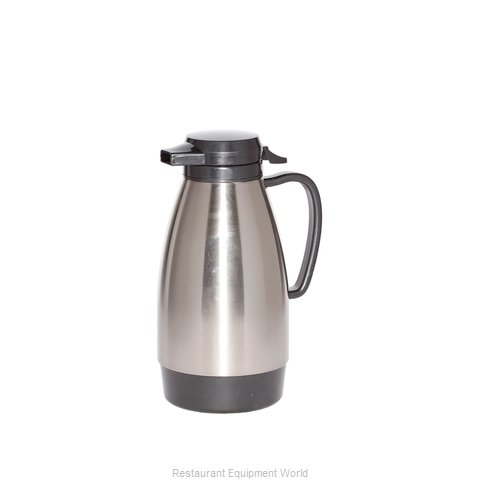 Service Ideas ML101MSSBL Coffee Beverage Server Stainless Steel