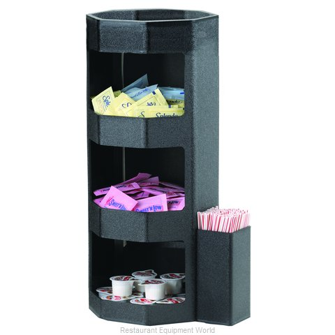 Service Ideas OCH7715C Condiment Caddy, Countertop Organizer