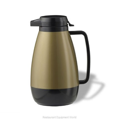 Service Ideas PB421KB Coffee Beverage Server Plastic