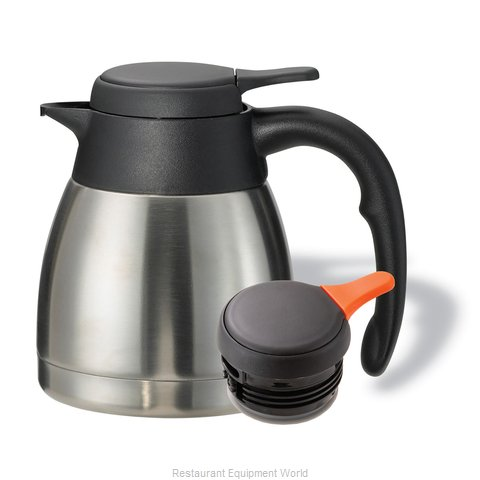 Service Ideas PWLA061D Coffee Beverage Server Stainless Steel