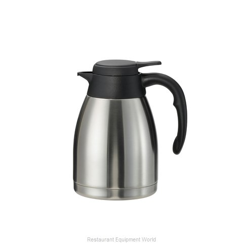 Service Ideas PWLA121 Coffee Beverage Server Stainless Steel (Magnified)