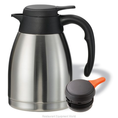 Service Ideas PWLA121D Coffee Beverage Server Stainless Steel