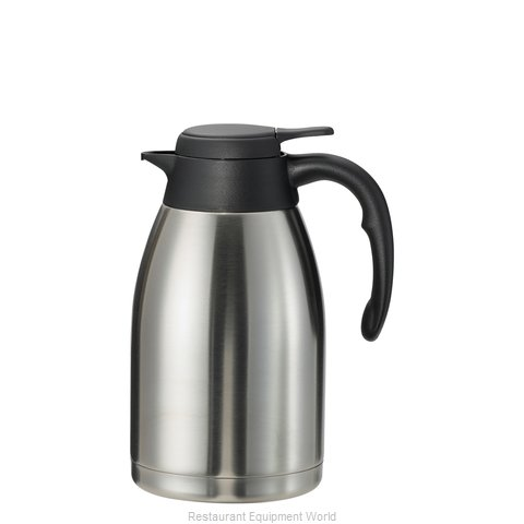 Service Ideas PWLA161 Coffee Beverage Server Stainless Steel
