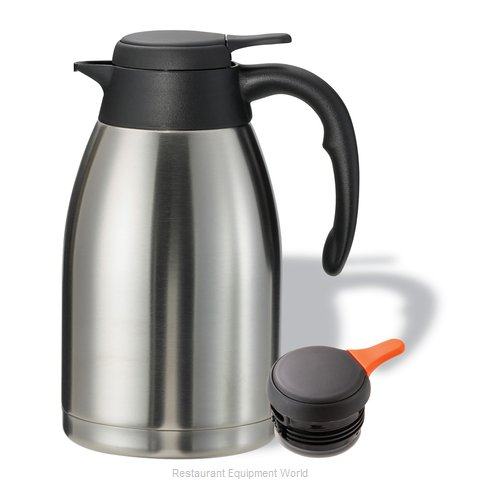 Service Ideas PWLA161D Coffee Beverage Server Stainless Steel