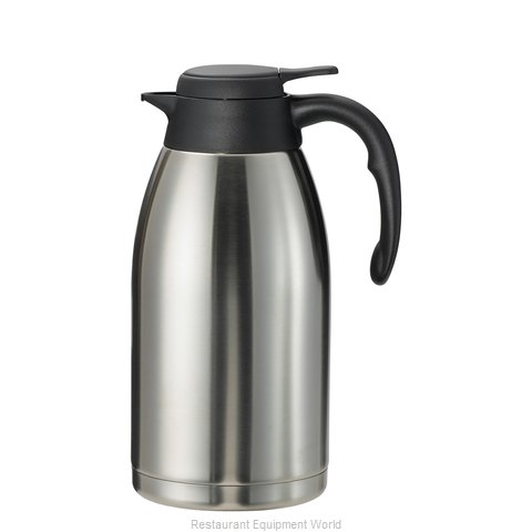 Service Ideas PWLA201 Coffee Beverage Server Stainless Steel (Magnified)
