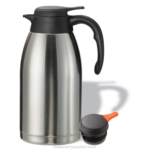 Service Ideas PWLA201D Coffee Beverage Server Stainless Steel
