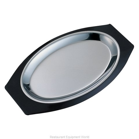 Service Ideas RO117BLC Sizzle Thermal Platter