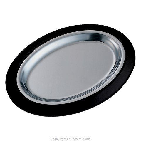 Service Ideas RO128BLC Sizzle Platter (Magnified)