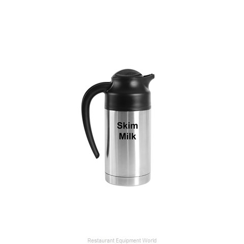 Service Ideas S2SN70SM Coffee Beverage Server Stainless Steel