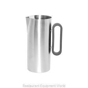Service Ideas SB-23 Pitcher, Stainless Steel