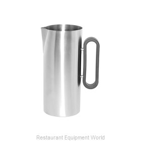 Service Ideas SB-24 Pitcher, Stainless Steel