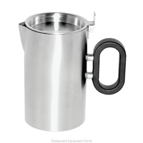 Service Ideas SB-26 Creamer Stainless Steel (Magnified)