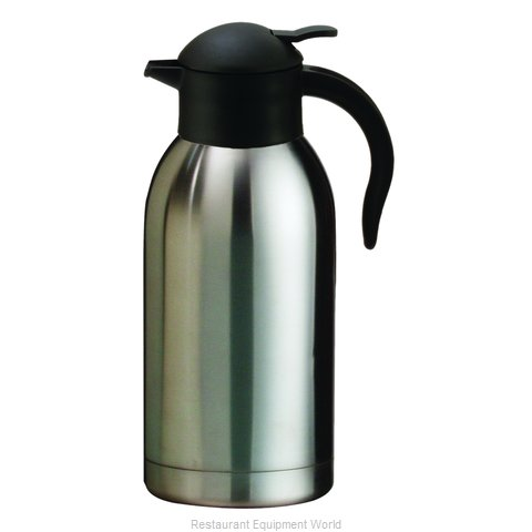 Service Ideas SJ20SS Coffee Beverage Server Stainless Steel