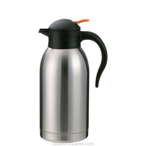 Service Ideas SJ20SSD Coffee Beverage Server Stainless Steel (Magnified)
