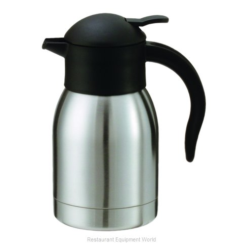 Service Ideas SJ60SS Coffee Beverage Server Stainless Steel