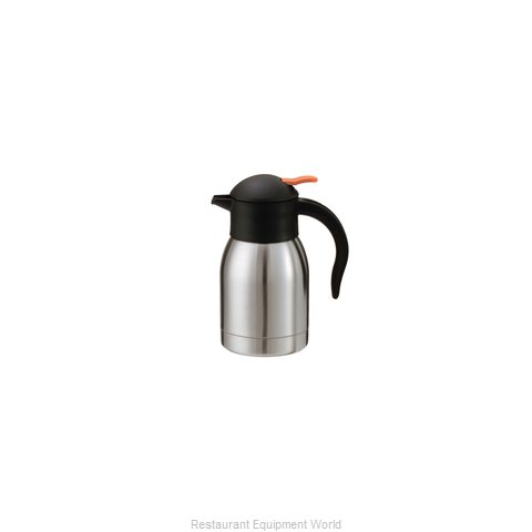 Service Ideas SJ60SSDE Coffee Beverage Server Stainless Steel