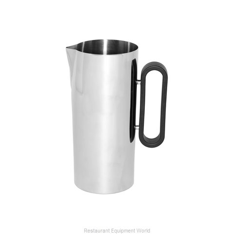 Service Ideas SM-24 Pitcher, Stainless Steel