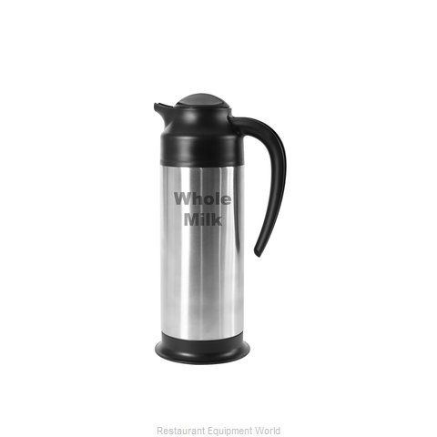 Service Ideas SSN100WHOLE Coffee Beverage Server Stainless Steel