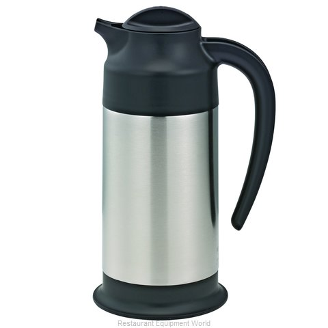 Service Ideas SSN70 Coffee Beverage Server Stainless Steel