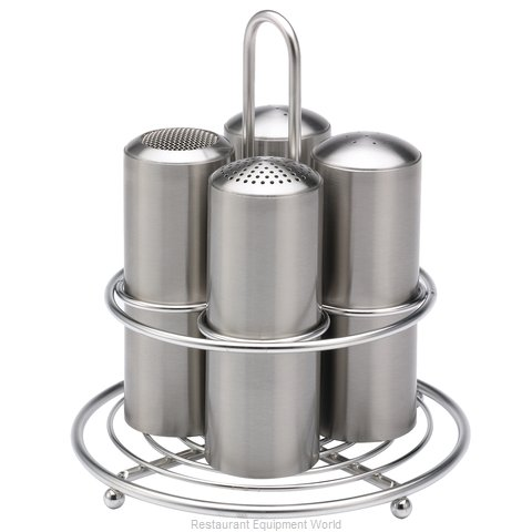 Service Ideas STOCFF Condiment Caddy Tabletop Rack