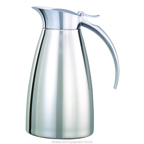 Service Ideas SVSC06PS Coffee Beverage Server Stainless Steel