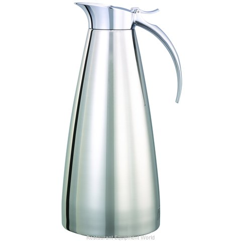 Service Ideas SVSC13PS Coffee Beverage Server Stainless Steel
