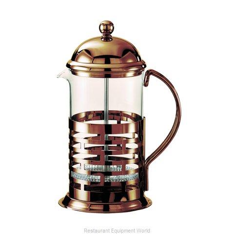 Service Ideas T677BRNZ Coffee / Tea Press