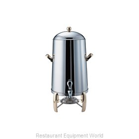 Service Ideas URN15V Coffee Chafer Urn Beverage Server