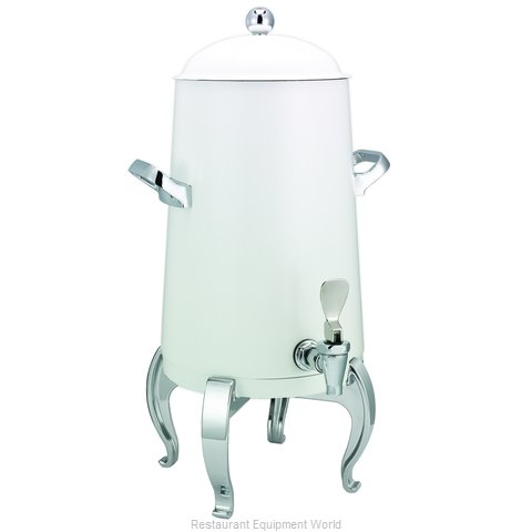 Service Ideas URN30VWHRG Coffee Chafer Urn (Magnified)