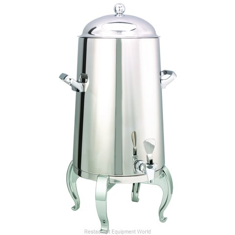 Service Ideas URN50VPSRG Coffee Chafer Urn