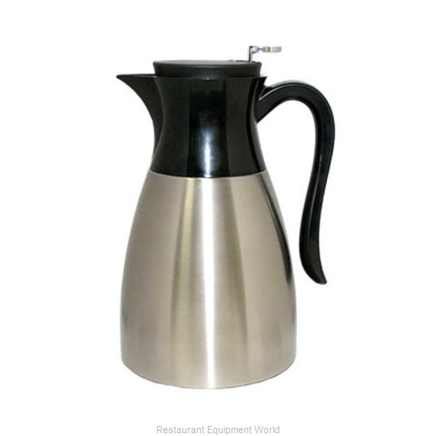Service Ideas WES1SS Coffee Beverage Server Stainless Steel