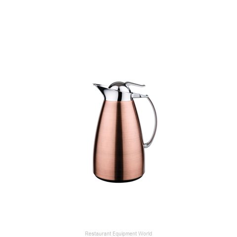 Service Ideas WJ7SSCP Coffee Beverage Server Stainless Steel