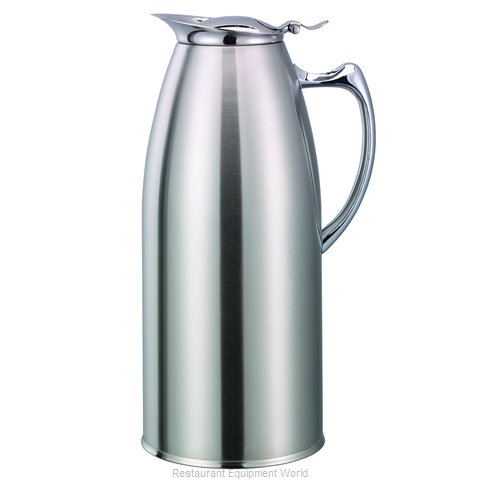 Service Ideas WP15SA Pitcher Server Stainless Steel
