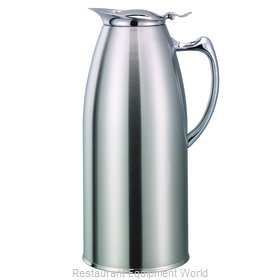 Service Ideas WP15SA Pitcher, Stainless Steel