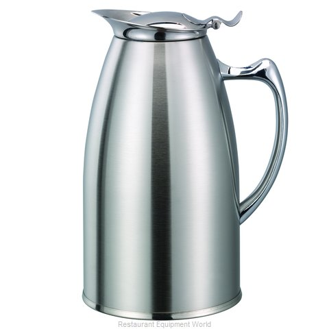 Service Ideas WP1SA Pitcher, Stainless Steel