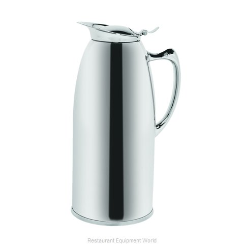 Service Ideas WP20CH Pitcher, Stainless Steel