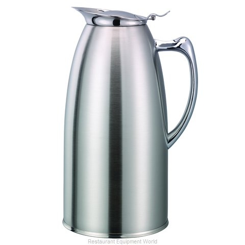 Service Ideas WP20SA Pitcher Server Stainless Steel