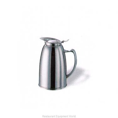 Service Ideas WP3SA Pitcher Server Stainless Steel