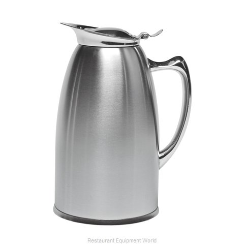Service Ideas WP6CH Pitcher Server Stainless Steel