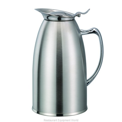 Service Ideas WP6SA Pitcher, Stainless Steel