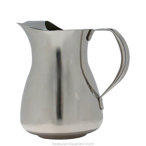 Service Ideas WPS2 Pitcher Server Stainless Steel