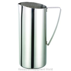 Service Ideas X7025NG Pitcher, Stainless Steel