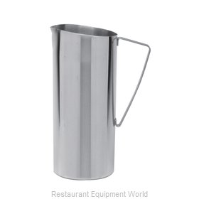 Service Ideas X7025NGBS Pitcher, Stainless Steel