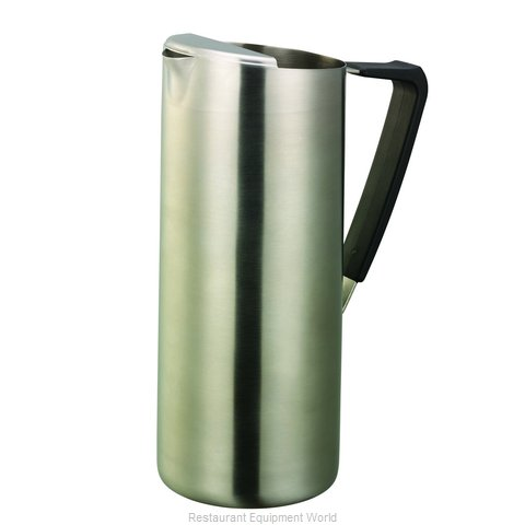 Service Ideas X7DWBS Pitcher, Stainless Steel