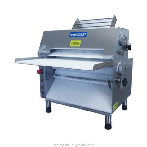Somerset Industries CDR-2000 Dough Sheeter (Magnified)