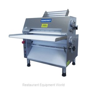 Somerset Industries CDR-2000 Dough Sheeter (SOM-CDR-2000)