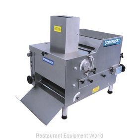 Somerset Industries CDR-250 Moulder, Dough Bread